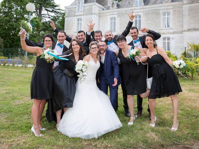 Le mariage de Nicolas et Emilie à Parthenay, Deux-Sèvres 17
