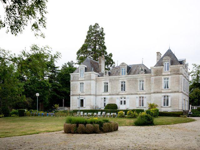 Le mariage de Nicolas et Emilie à Parthenay, Deux-Sèvres 20
