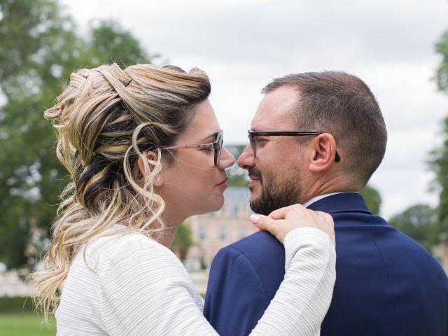 Le mariage de Nicolas et Emilie à Parthenay, Deux-Sèvres 1