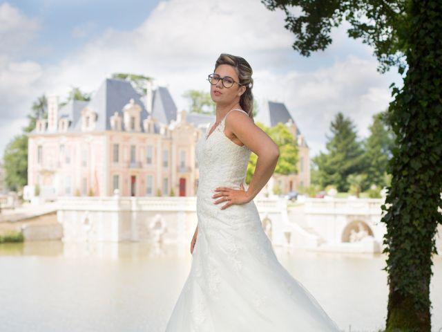 Le mariage de Nicolas et Emilie à Parthenay, Deux-Sèvres 25
