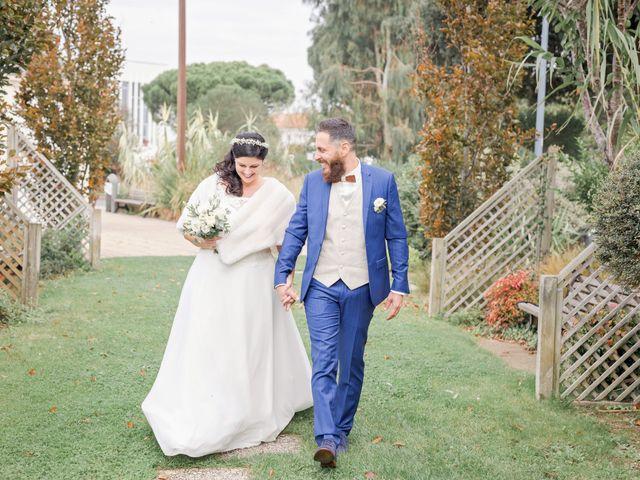 Le mariage de Julien et Emilie à Saint-Jean-de-Monts, Vendée 1