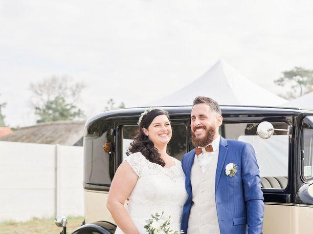 Le mariage de Julien et Emilie à Saint-Jean-de-Monts, Vendée 28