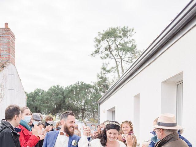 Le mariage de Julien et Emilie à Saint-Jean-de-Monts, Vendée 37