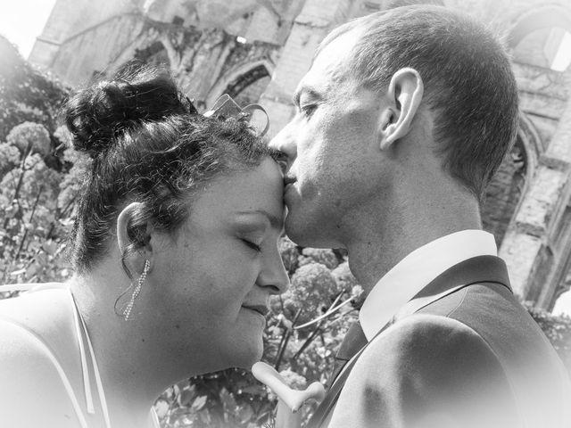 Le mariage de Amélie et Eric