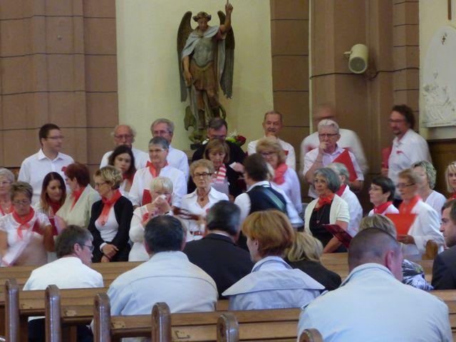 Le mariage de Sébastien et Aimie à Saint-Michel-sur-Meurthe, Vosges 5