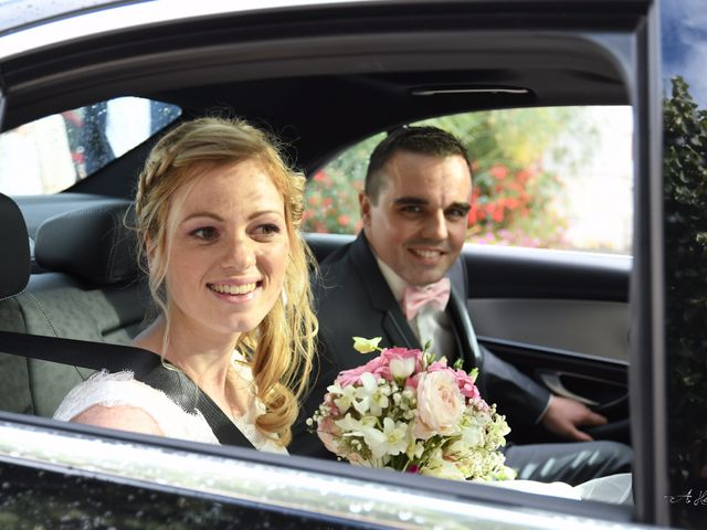 Le mariage de Anthony et Laurie à Chevilly, Loiret 34