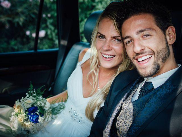 Le mariage de Lucie-Anna et Audren