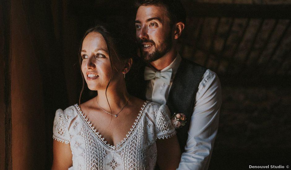 Le mariage de Baptiste et Lauranne à Ennordres, Cher