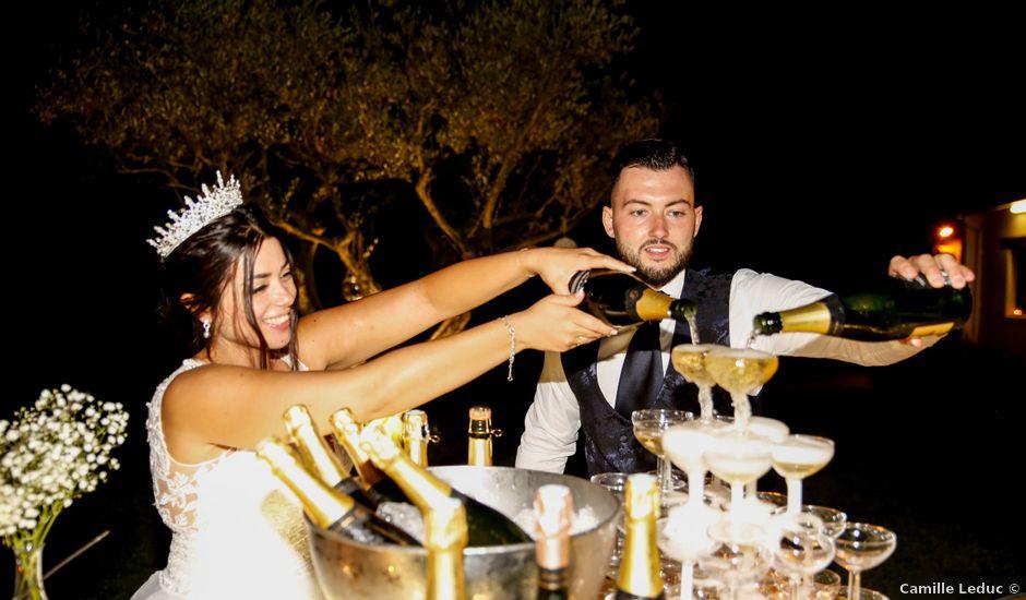 Le mariage de Julien et Wendy à Montpellier, Hérault