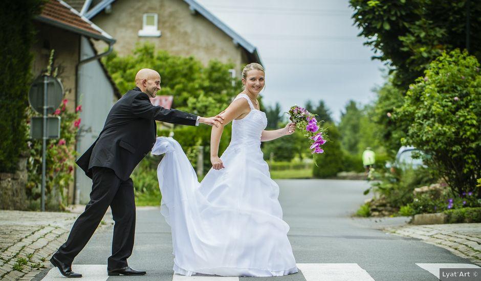 Le mariage de Yannick et Delphine à Raynans, Doubs