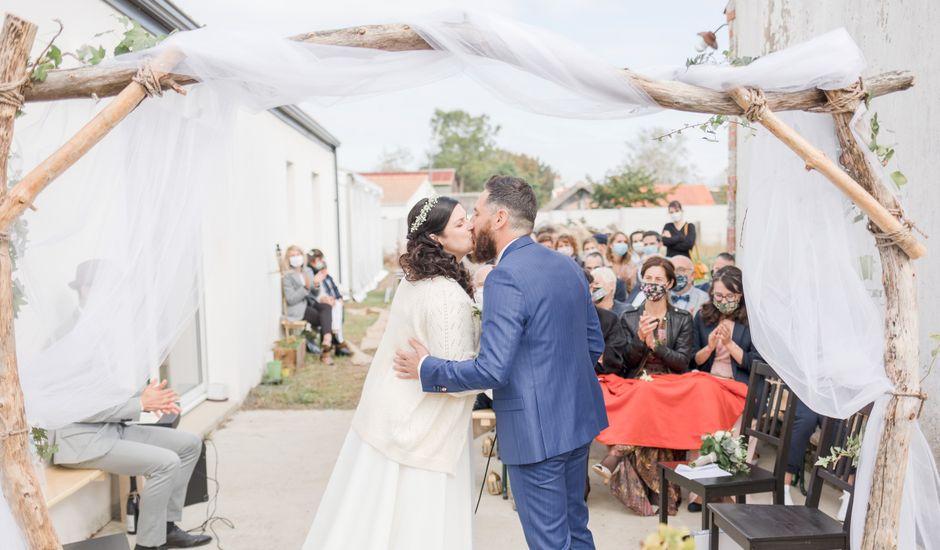 Le mariage de Julien et Emilie à Saint-Jean-de-Monts, Vendée