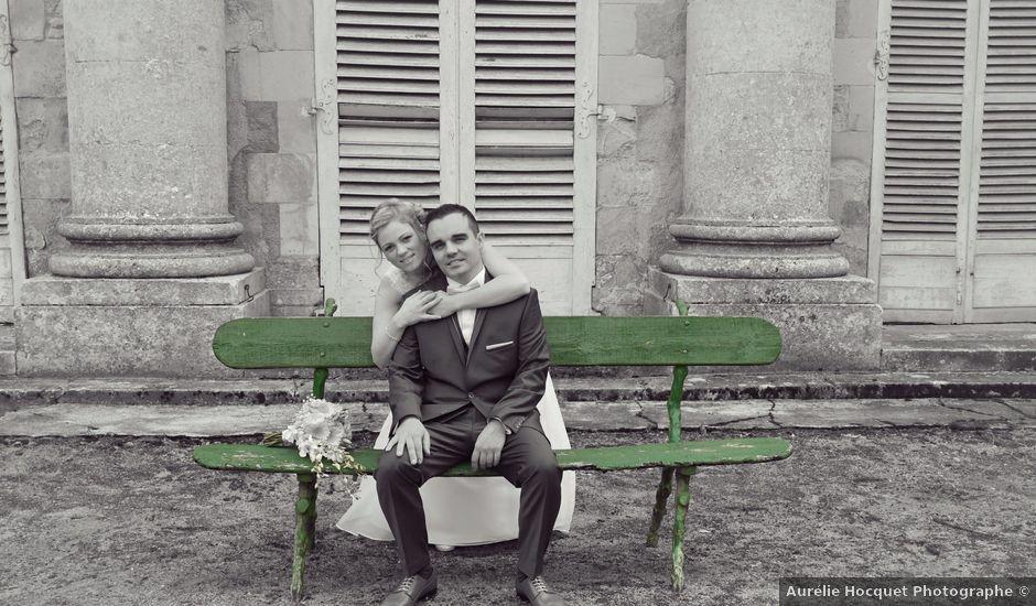 Le mariage de Anthony et Laurie à Chevilly, Loiret