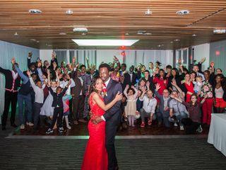Le mariage de Christelle et Karim