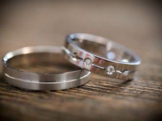 Le mariage de Katia et Olivier 1