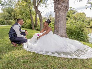 Le mariage de Maeva et Wilson