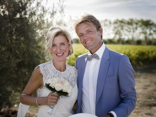 Le mariage de Patricia et Frédéric
