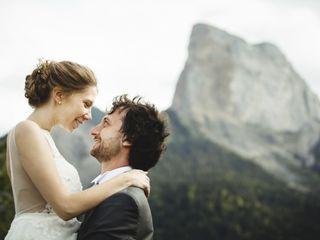 Le mariage de Lea et Quentin