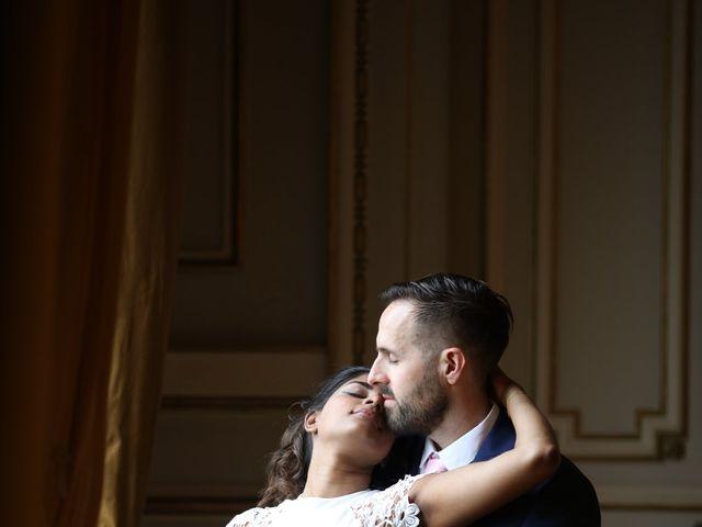 Le mariage de Nicolas et Loudmila à Choisel, Yvelines 24