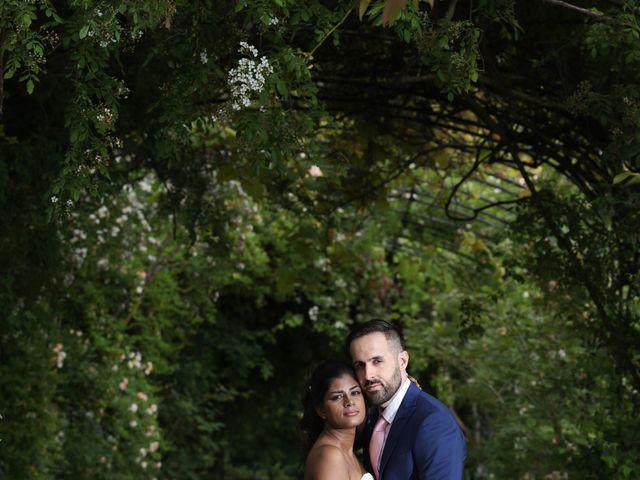 Le mariage de Nicolas et Loudmila à Choisel, Yvelines 28