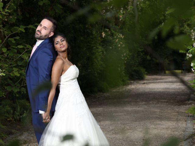 Le mariage de Nicolas et Loudmila à Choisel, Yvelines 33