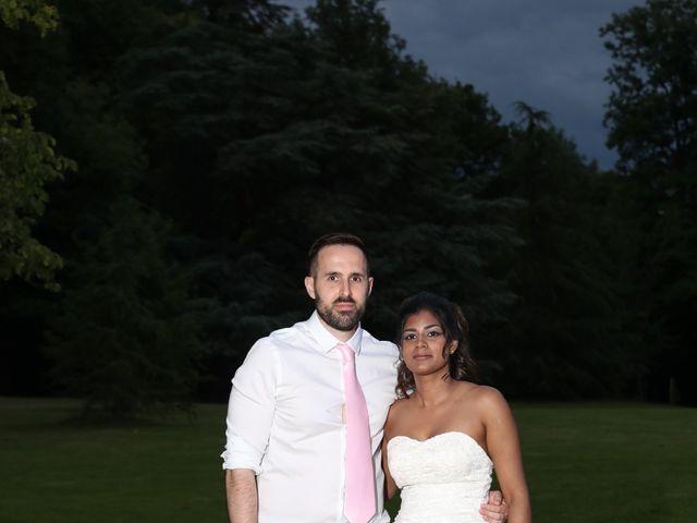 Le mariage de Nicolas et Loudmila à Choisel, Yvelines 34