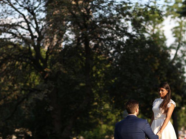 Le mariage de Nicolas et Loudmila à Choisel, Yvelines 43