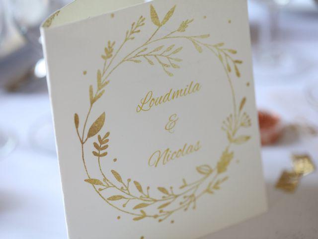 Le mariage de Nicolas et Loudmila à Choisel, Yvelines 53