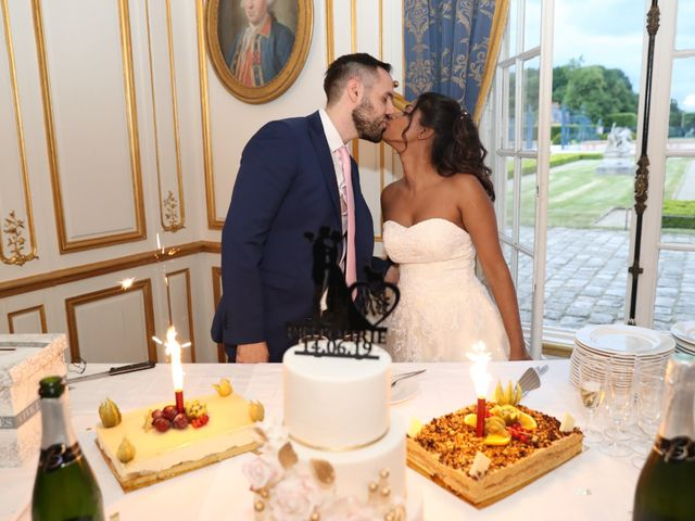 Le mariage de Nicolas et Loudmila à Choisel, Yvelines 61