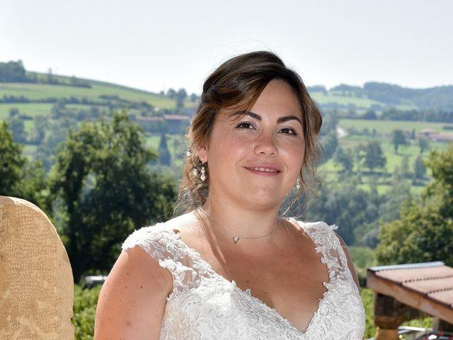 Le mariage de Raphy et Céline à Saint-Étienne-des-Oullières, Rhône 7