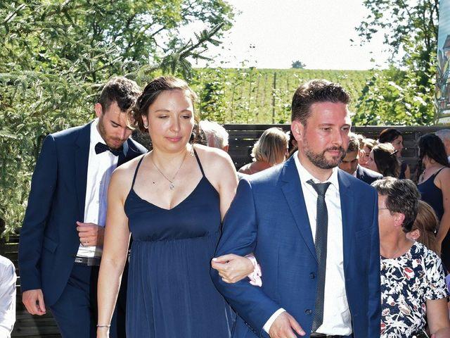 Le mariage de Raphy et Céline à Saint-Étienne-des-Oullières, Rhône 9