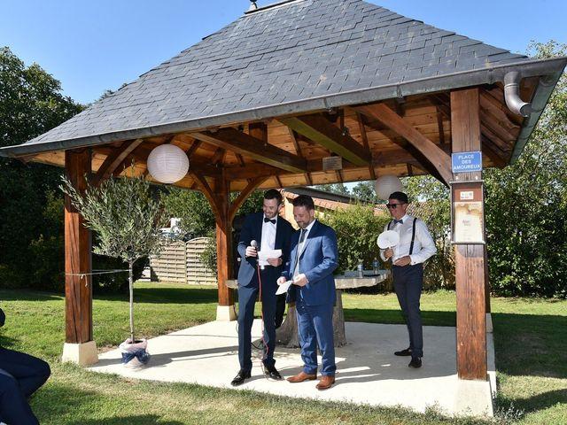 Le mariage de Raphy et Céline à Saint-Étienne-des-Oullières, Rhône 21