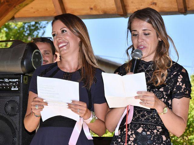 Le mariage de Raphy et Céline à Saint-Étienne-des-Oullières, Rhône 22