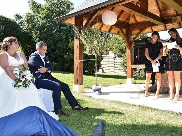 Le mariage de Raphy et Céline à Saint-Étienne-des-Oullières, Rhône 23