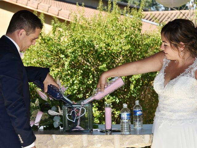 Le mariage de Raphy et Céline à Saint-Étienne-des-Oullières, Rhône 28