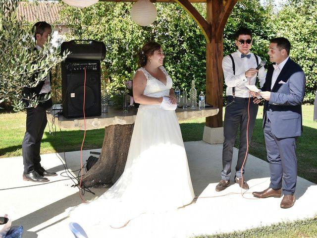 Le mariage de Raphy et Céline à Saint-Étienne-des-Oullières, Rhône 30