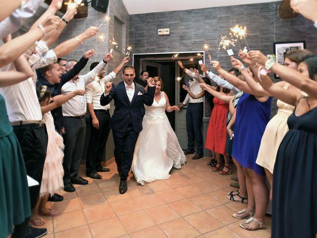 Le mariage de Raphy et Céline à Saint-Étienne-des-Oullières, Rhône 60