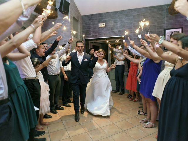 Le mariage de Raphy et Céline à Saint-Étienne-des-Oullières, Rhône 61