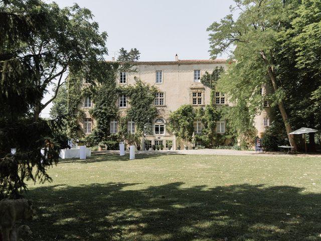 Le mariage de Nicolas et Emilie à Belpech, Aude 1