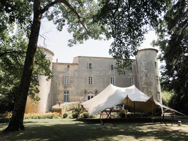 Le mariage de Nicolas et Emilie à Belpech, Aude 9