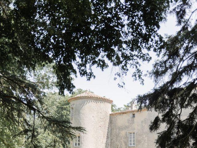 Le mariage de Nicolas et Emilie à Belpech, Aude 10