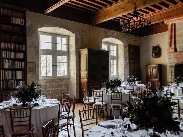 Le mariage de Nicolas et Emilie à Belpech, Aude 18