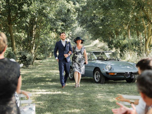 Le mariage de Nicolas et Emilie à Belpech, Aude 22
