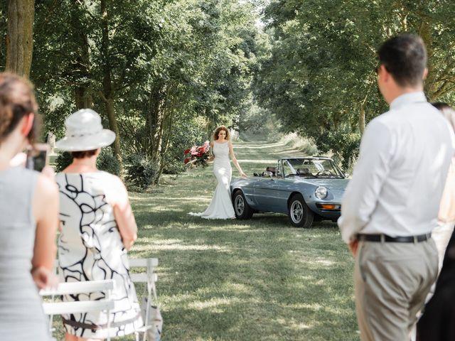 Le mariage de Nicolas et Emilie à Belpech, Aude 26