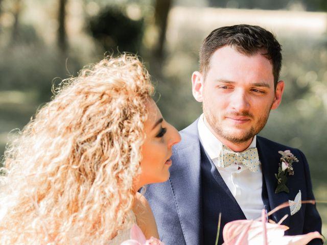 Le mariage de Nicolas et Emilie à Belpech, Aude 28