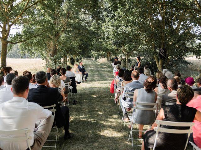 Le mariage de Nicolas et Emilie à Belpech, Aude 30