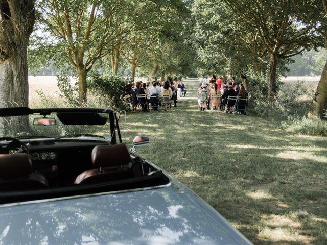 Le mariage de Nicolas et Emilie à Belpech, Aude 32