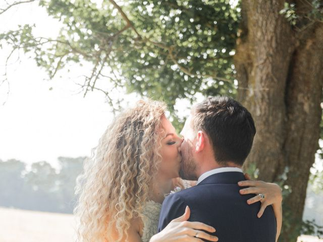 Le mariage de Nicolas et Emilie à Belpech, Aude 33