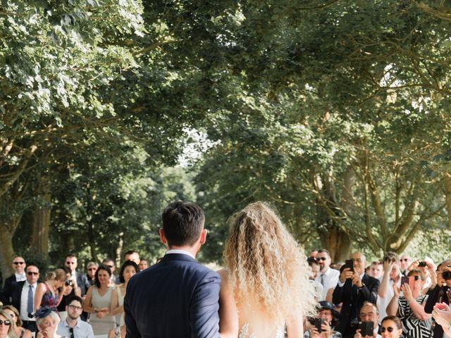 Le mariage de Nicolas et Emilie à Belpech, Aude 35