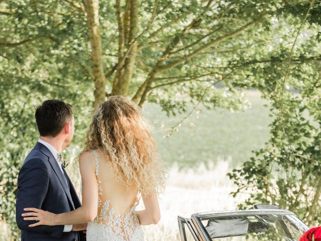 Le mariage de Nicolas et Emilie à Belpech, Aude 36