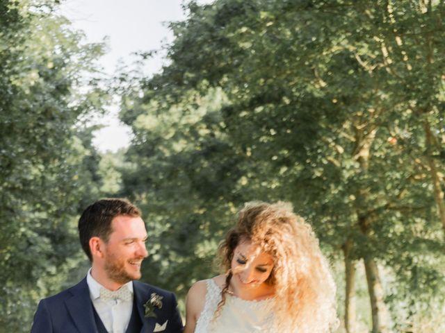 Le mariage de Nicolas et Emilie à Belpech, Aude 38